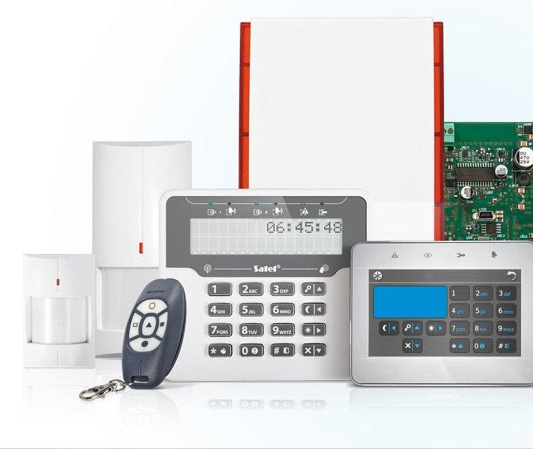 montaż instalacji alarmowych